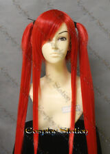 Fairy Tail Erza Scarlet Flame Empress Armor Custom Made Cosplay Wi_commission872