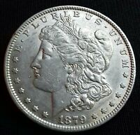 U.S.A Silver Morgan Dollar 1879 O New Orléans
