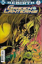 Green Lanterns No.13 / 2017 DC Universe Rebirth / Sam Humphries & Ronan Cliquet