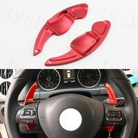 Steering Wheel Shift Paddle Shifter Extension For VW Golf 6 R/GTI Tiguan Passat