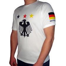 DEUTSCHLAND FAN SHIRT in XXL Trikot T-Shirt Sport Hemd Fussball Germany WM EM