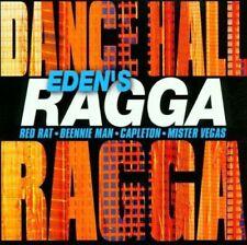 RARE Eden'S Ragga CD 14 Titres ( Beennie Man,Mr Vegas,Red Rat,Capleton,Goofy )