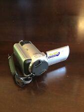 New ListingSony Handycam Dcr-Sr40E Mini Dv Camcorder + case + original box + more