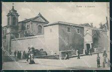 Roma Città San Clemente cartolina QT2063