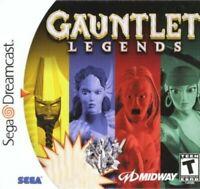 Gauntlet Legends - Dreamcast Game