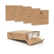 Eco Cotton Ear Buds, Biodegradable Bamboo & Cotton Swabs, Uk Seller