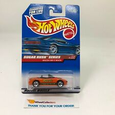 Mazda MX-5 Miata #741 * Orange * 1998 Hot Wheels * HH26