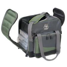 Behr TRENDEX BAGGY 2 - Angeltasche mit 4 Boxen Zubehörtasche Gerätetasche