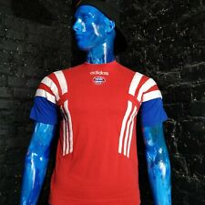 Bayer Munich Training Jersey Adidas Vintage Catton Size Young L