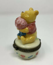 Disney Winnie the Pooh Flowers And Such Trinket Box by Midwest of Cannon Falls