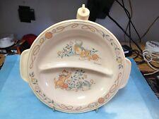 Vintage Child'S Warming Dish By Pflatzgraff-jw