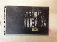 The Walking Dead AMC Presskit & Photography Book Season 4 With DVD of 2 Epis BNT