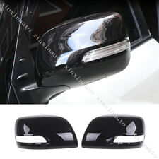 Black Rear View Mirror Housing For Toyota Land Cruiser LC200 2012-2019(Replace)