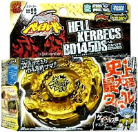 TAKARA TOMY HASBRO Hell Kerbecs / Hades Kerbecs Beyblade BD145DS BB99 USA SELLER