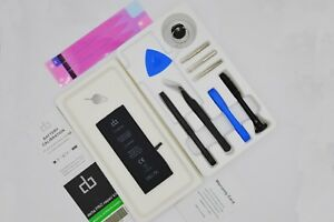 Genuine Delta Apple iPhone 6S Plus Battery replacement with Battery Health info