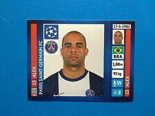 Panini Champions League 2013 - 2014 N.182 Alex Paris Saint-Germain