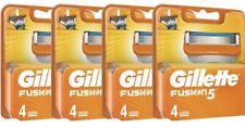 Gillette Fusion 16 Lamette Di Ricambio. Prodotto Nuovo, Originale E Sigillato.