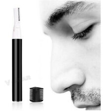 1PC Mini Portable Electric Eyebrow Trimmer Scissors Men Shaving Hair Remover