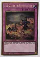 Yu-Gi-Oh! PGL3-EN098 - Fire Lake of the Burning Abyss - 1st edition - Gold Rare