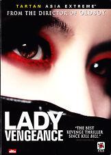 Lady Vengeance (DVD, 2006) New