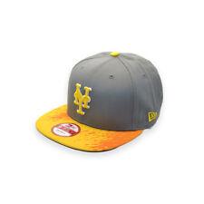 NEW ERA NEW YORK METS 9FIFTY STRAPBACK CAP HAT OSFA MLB