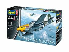 REVELL 03944 - 1/32 WWII p-51d-5na Mustang-Early Version-Neuf