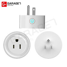 USA Mini WIFI Smart Plug Outlet Power Socket Timer Swtich With Google Home/Alexa