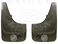 BUICK ENCLAVE SPLASH GUARDS WITH TRI-SHIELD LOGO