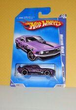 2009 Hot Wheels KMart Days Rebel Rides #144 Mustang Mach 1 - Purple
