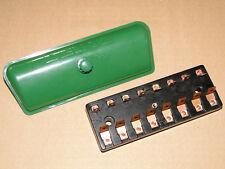 Sicherungskasten = Deckel + Sicherungsleiste für Deutz D25 D30 D40 D50 Traktor