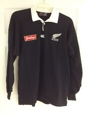 New listing Canterbury Men's XL New Zealand Rugby Jersey  All Blacks long sleeve