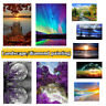 Landscape Flower Universe Full Drill DIY 5D Diamond Painting Embroidery Craft