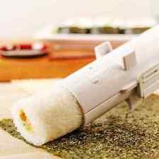 DIY Sushi Roll Maker Mould Plastic Chef Kitchen Tool Kit Laver Rice Roller Mold