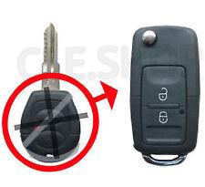 Transférer clé droite à PLIANTE! Coque PLIP Télécommande SEAT LEON ibiza Cordoba
