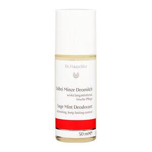 Dr. Hauschka Salbei-Minze-Deodorant 50ml,