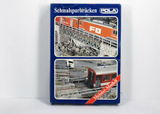 POLA MEISTER-MODELL 807 HO H0 KIT NARROW-TRACK BRIDGES , SCHMALSPURBRUCKEN , NEW