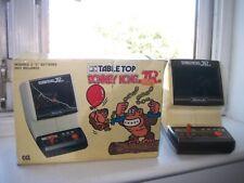 NINTENDO GAME & WATCH,TABLE TOP DONKEY KONG Jr.-BOX