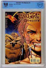 Tank Girl The Odyssey #2 DC Vertigo 1995 CBCS 9.8 Equals Top CGC Grade