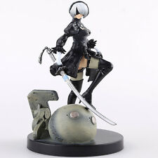 PS4 PC NieR:Automata YoRHa No. 2 Type B 2B 16cm Action Figure Statue NEW BOXED