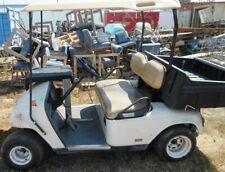 Lot of (2) EZ GO Golf Carts - RTAuctions