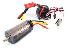 COMBO BRUSHLESS Sensorlose Motor 3674 2200KV ø5mm + Gouverneur ESC 100A HIMOTO
