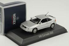 Corrado G60 VW Volkswagen silber 1990 diecast 1:43 Norev 840096
