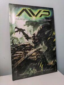 Aliens Vs Predator Special Collectors Ed Graphic Novel Hardcover Dark Horse Book