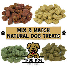 Natural Dog & Puppy Treats | Mix & Match | Training Reward, Grain Free Biscuit