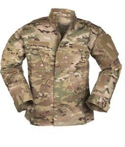 Veste treillis ACU - Camo Multicam - US ARMY