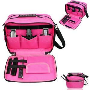 Kassaki Hairdressing Bag Tool Carry Equipment Storage Pet Grooming Travel Case