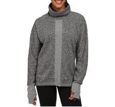 $70 Asics Women's Mockneck Layer Long Sleeve Pullover Sport Sweater Size XS