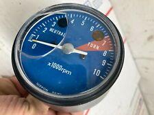 1974 honda MT250 tachometer 1975 1976 gauge mt 250