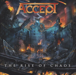 Accept - The Rise of Chaos - Digipak CD