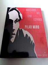 "DVD ""PILAR MIRO PACK"" 3DVD PRECINTADO SEALED DIGIPACK EL CIRMEN DE CUENCA GARY C"